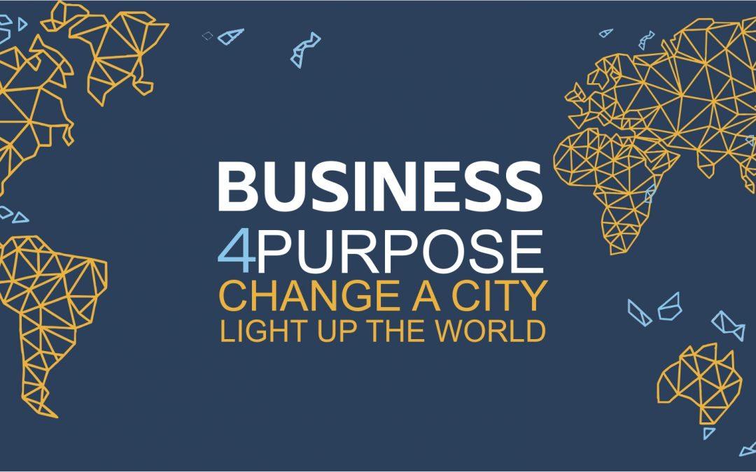 UpcomingShofar George | Business 4 Purpose