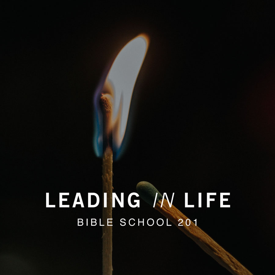 Bible School 201 Live Lectures