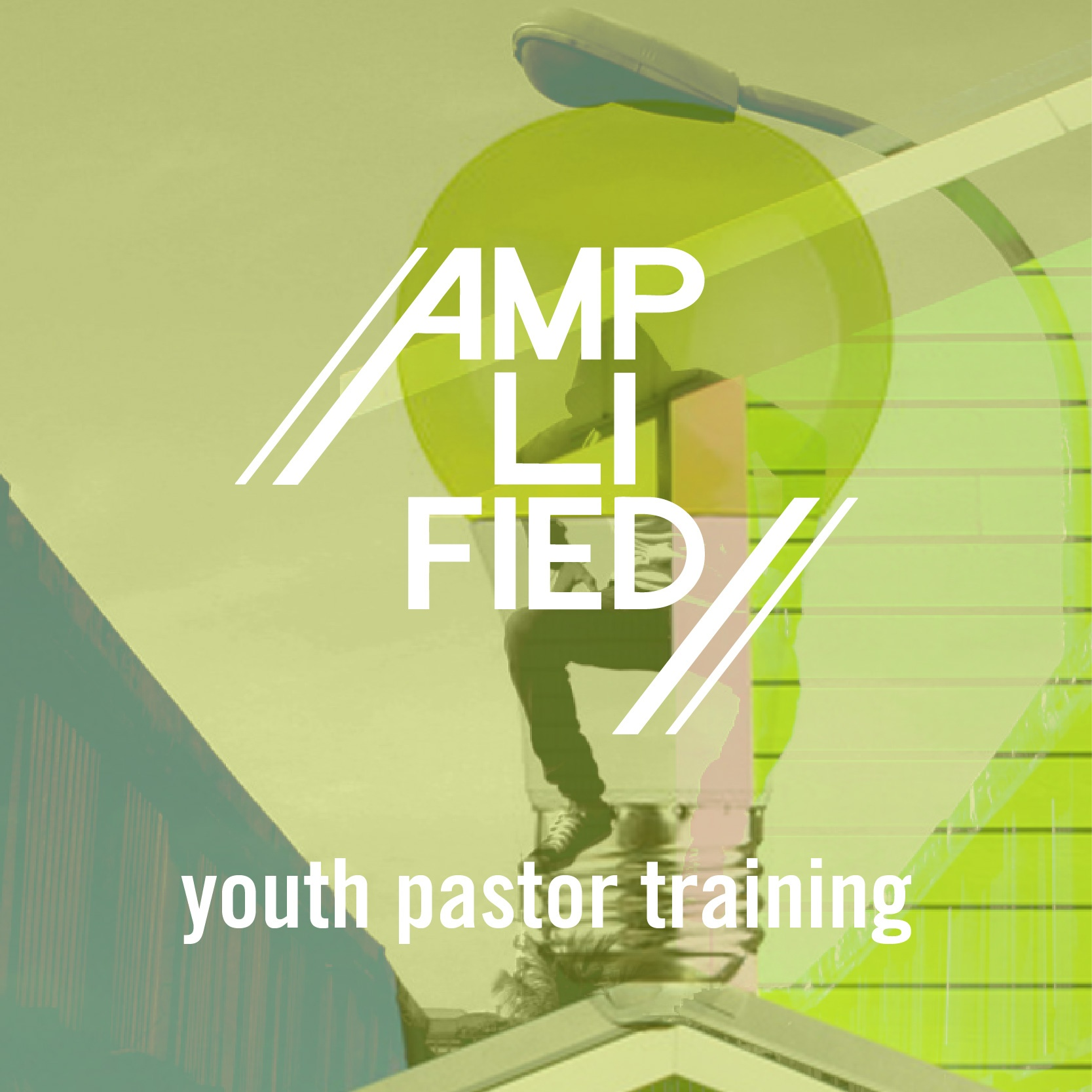 Amplified Youth Pastor Training