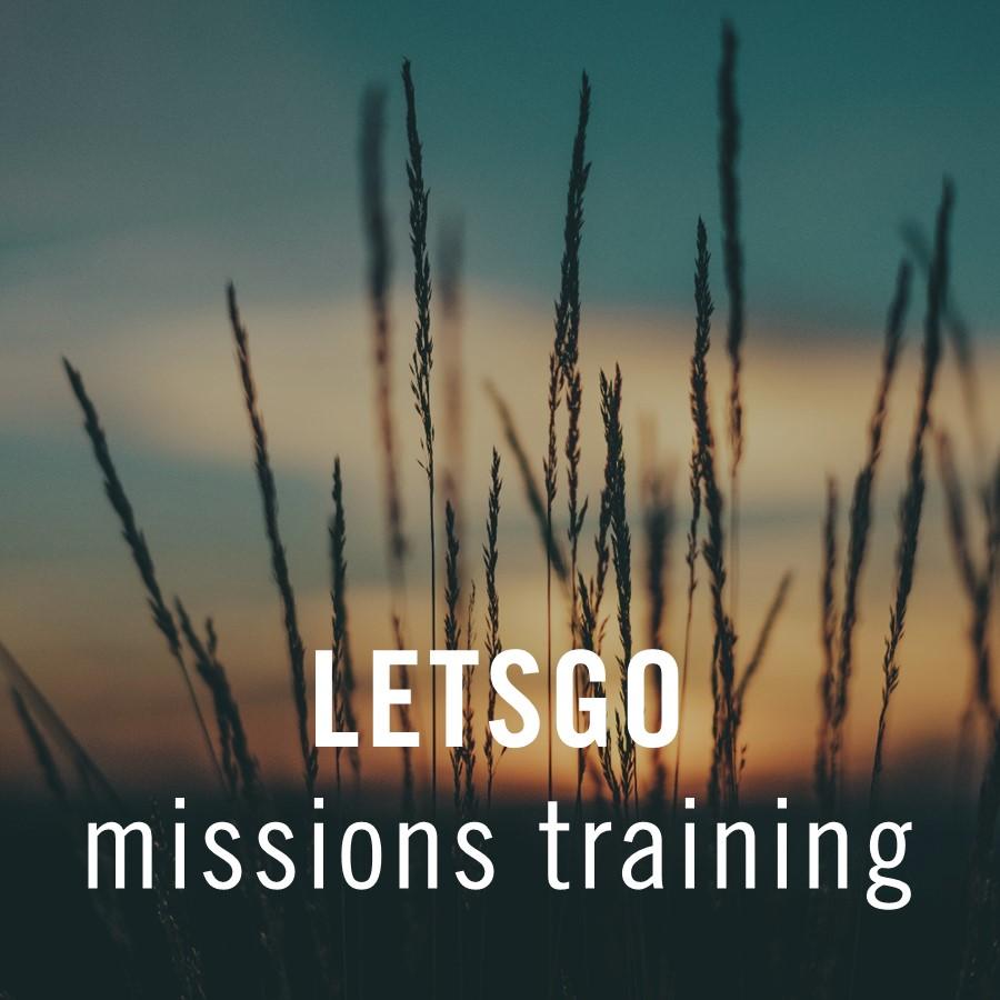 Letsgo Mission Training